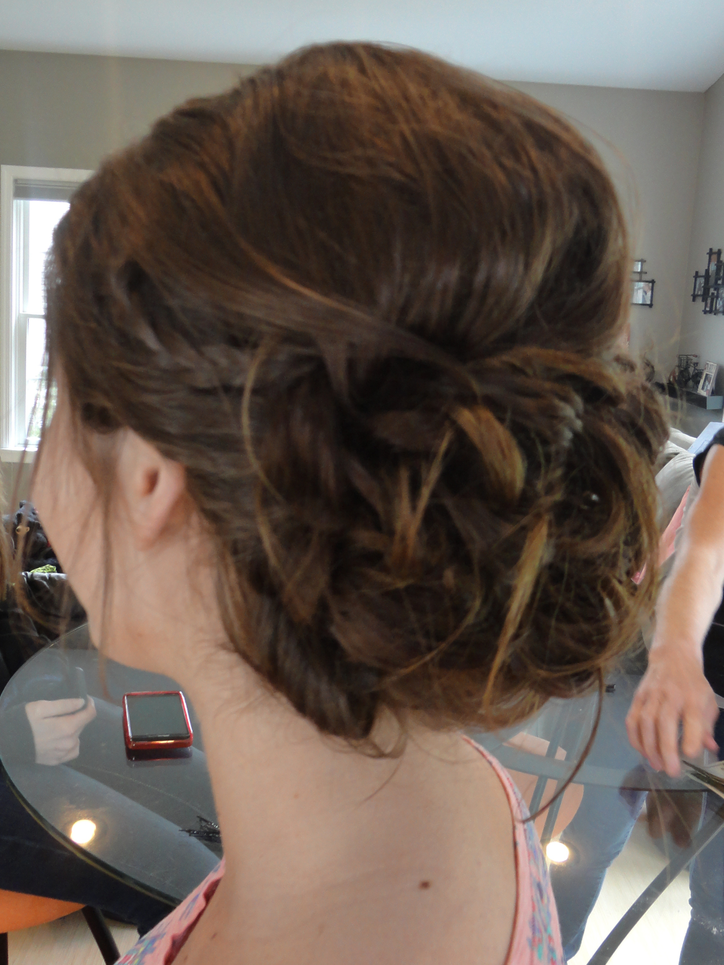 Prom Hair Elisha Evans Styling